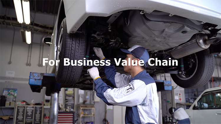 For Business Value Chain